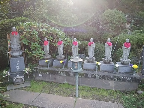 福昌寺六地蔵