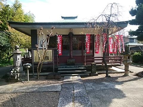 玉林寺観音堂