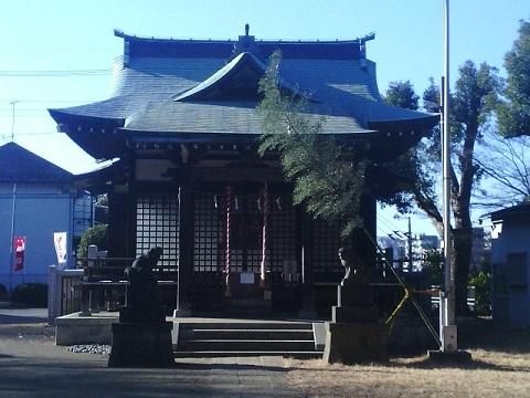 西生田杉山社