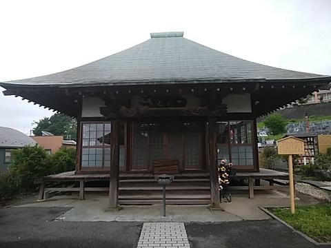 安全寺薬師堂