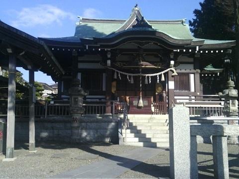 つくし野杉山神社