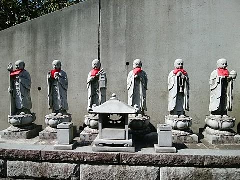 長福寺六地蔵