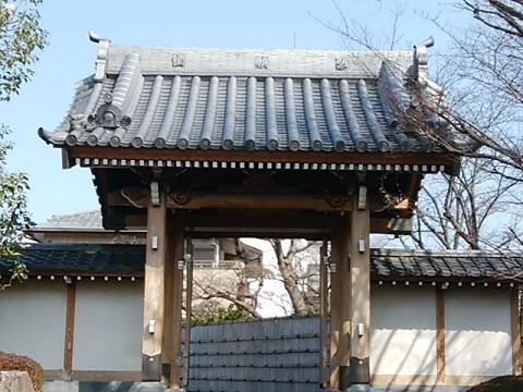 長徳寺山門
