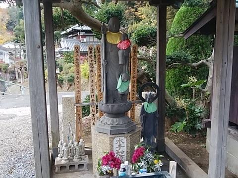 清林寺水子地蔵