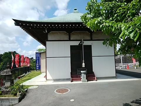 東漸寺文殊堂