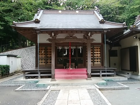 茅ヶ崎杉山神社