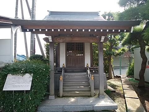 長福寺熊野神社