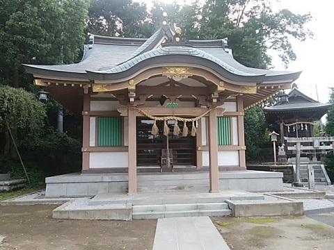 勝田杉山神社
