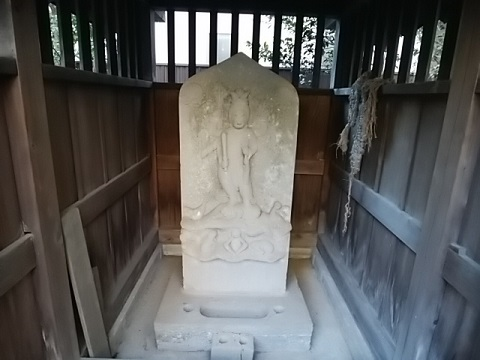 都筑中央公園庚申塔