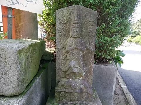龍雲寺地蔵菩薩