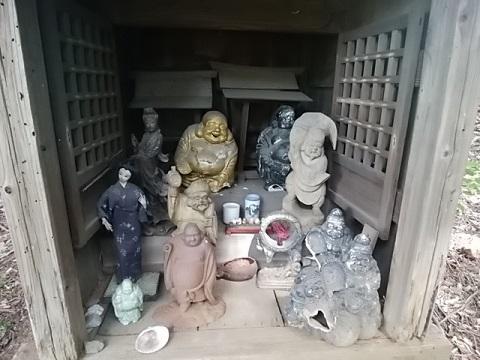 山田神社七福神