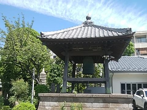 良忠寺鐘楼