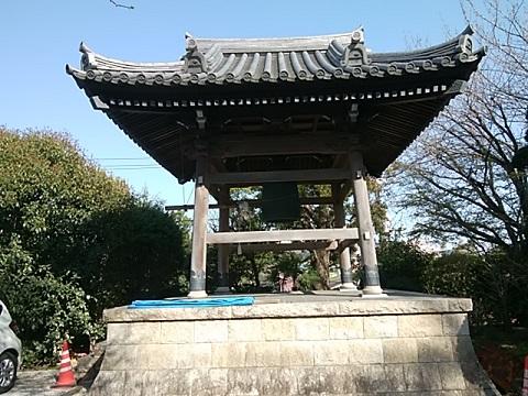 松蔭寺鐘楼