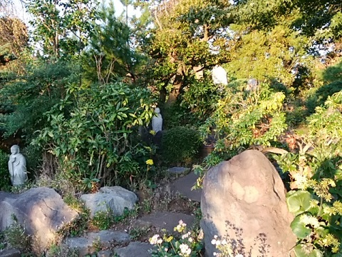 宗泉寺羅漢庭園