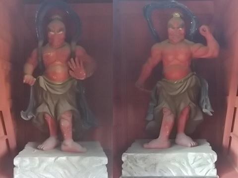 真福寺仁王像