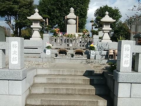 裕次郎のお墓