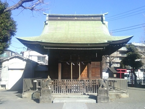 江ヶ崎八幡神社