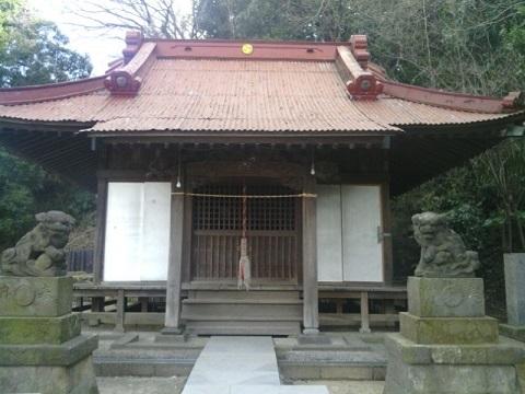 駒岡神明社