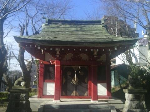 渋澤稲荷神社