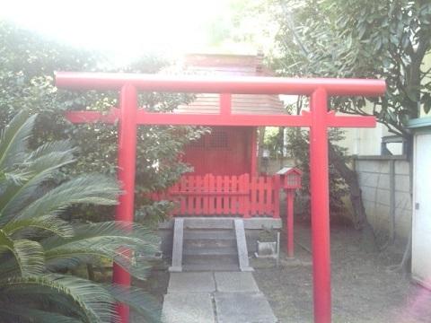 東関森稲荷社
