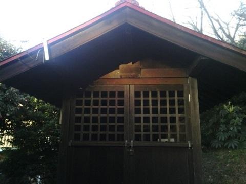 獅子ヶ谷稲荷社