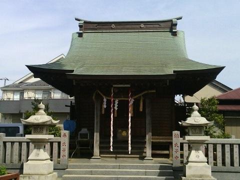 上星川杉山神社
