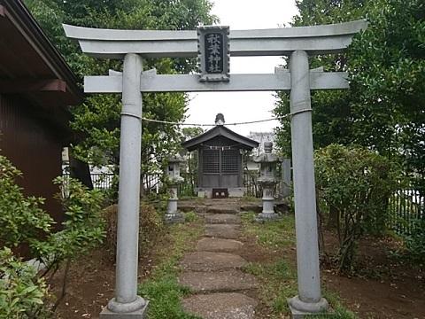 伊勢社秋葉神社