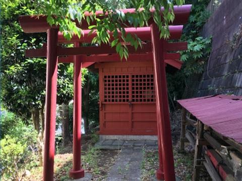 上和田稲荷社