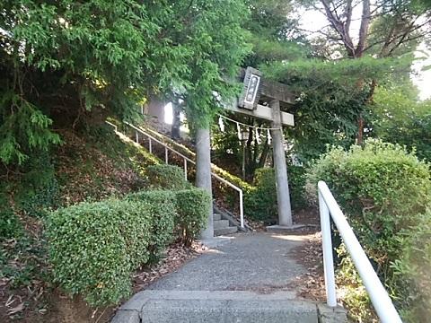 子ノ神社鳥居