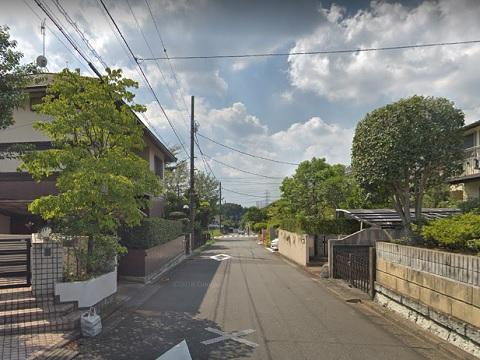 王禅寺住宅街