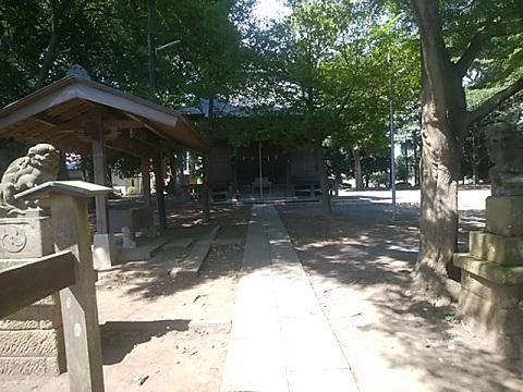 汁守神社狛犬