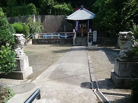 太尾神社狛犬