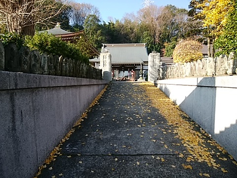 石仏群(参道)