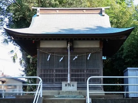 西田杉山神社