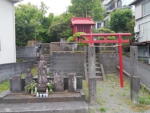 稲荷神社・庚申塔