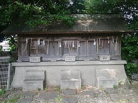 横浜一之宮神社境内社