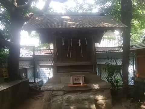 横浜一之宮神社金刀比羅神社