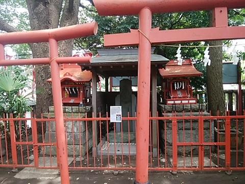 笠のぎ稲荷神社境内社
