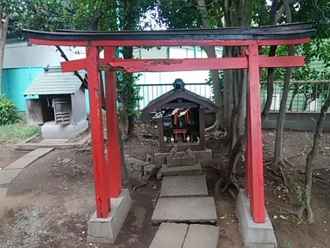 杉山大神稲荷社