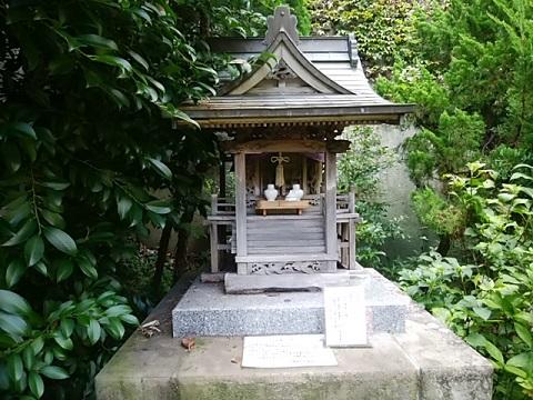大綱金刀比羅神社三宝荒神社