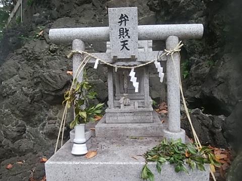 横浜一之宮神社弁財天