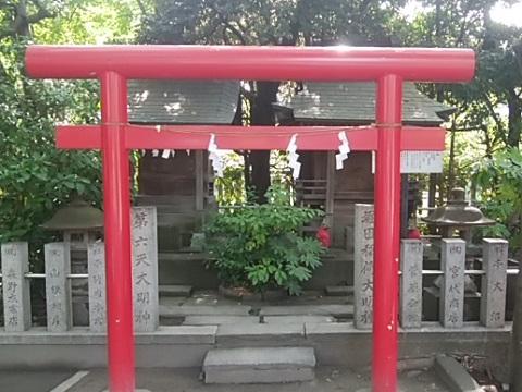 稲毛神社堀田稲荷