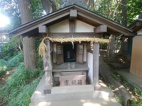 青砥杉山神社稲荷神社