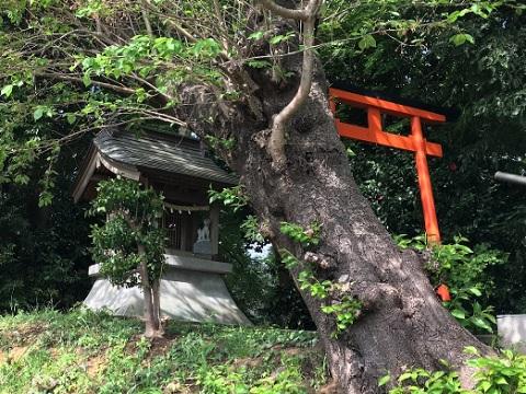 北門稲荷神社