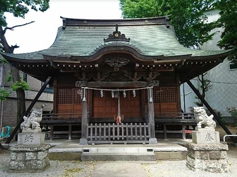 岡田三島神社