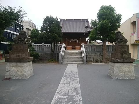 鹿島大神狛犬