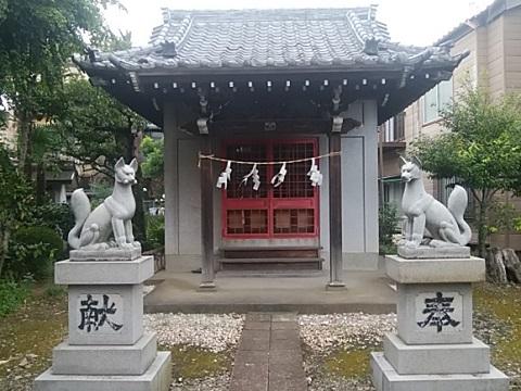 椎木稲荷神社