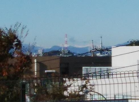 富士見ヶ丘南アルプス