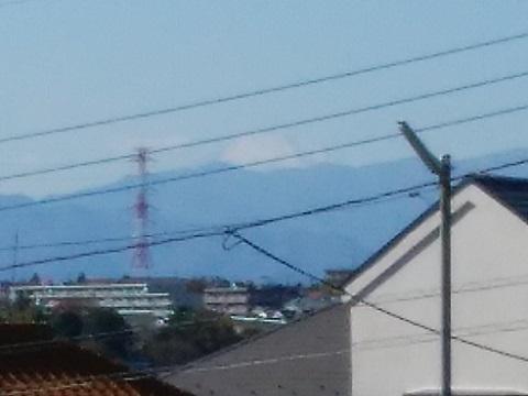 市ヶ尾町496富士山