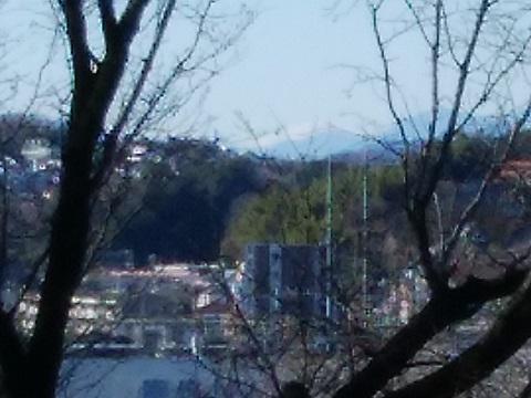 浄慶寺富士山